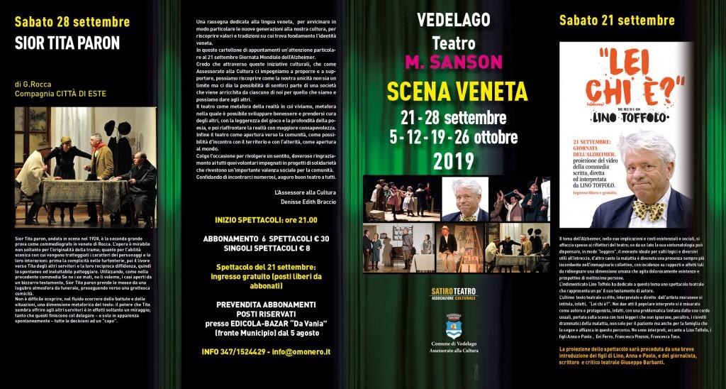 programma SCENA VENETA-VEDELAGO 2019-OK